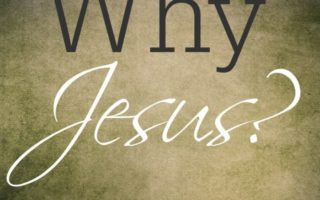 Why Jesus? Why did Jesus come to earth in the first place? Have you wondered that?