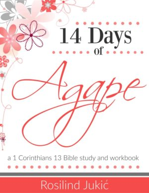 Is the church effective in showing the love of God to each other and the world at large? Does she really understand what it means to love - really love? 14 Days of Agape is my journey through 1 Corinthians 13 from the perspective of the local church and how it relates to our brothers and sisters in Christ. Join me on my journey, verse by verse, as we learn to truly love the body of Christ God's way!