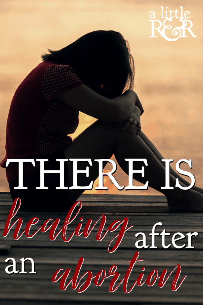 This girl chose abortion, a choice she immediately regretted. After years of emotional anguish, she discovered there is healing after an abortion. #alittlerandr #abortion #postabortion #mentalillness #hurt #anguish #regret #counseing #chooselife