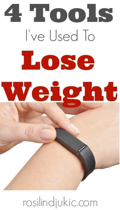 These are awesome! Here are 4 tools you need to help you lose weight!