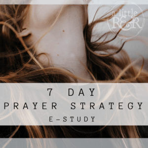 Prayer Archives - A Little R & R