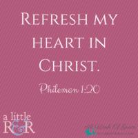 Philemon 1-20