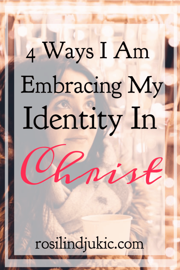 We can choose to live in a victim mentality or we can rise up in the strength of God, embrace His grace, and turn from a victim into a victor. #alittlerandr #identityinChrist #victim #victor #abuse