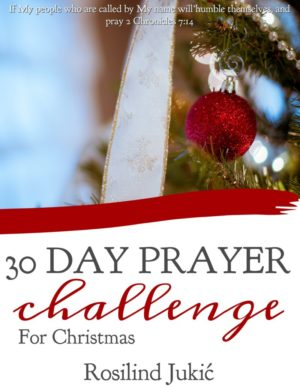 Make this Christmas special by praying through the entire Christmas story this year with this 30 Day Prayer Challenge for Christmas. #alittlerandr #Christmas #Bible #Prayer #warroom #prayerjournal #prayerchallenge
