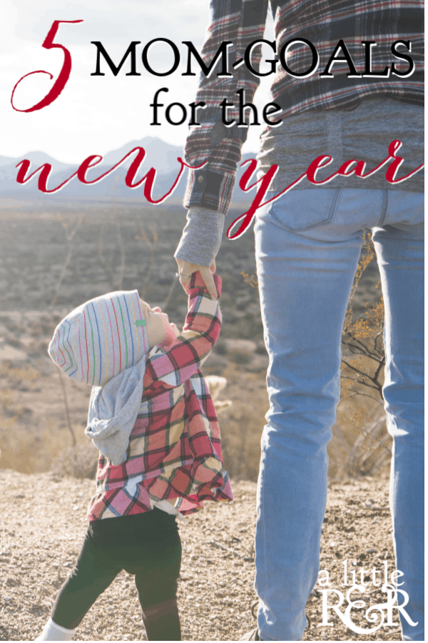Being a parent is often exhausting. We lose focus of what's truly important. Here are 5 mom-goals for the New Year A Little R & R | Rosilind Jukić | Christianity | Christian living | Christian blog | Christian faith | Parenthood | Motherhood | Mothers | #motherhood #parenting #Christian #Christianliving #spiritual #spiritualgrowth #Bible #God #jesus