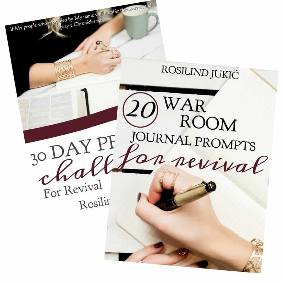 Click here to find out how you can download your copy of these prayer  journals for revival today. A Little R & R | Rosilind Jukić | Christianity | Christian living | Christian blog | Christian faith | Bible Verse | Revival | #revival #prayer #warroom #warriorprincess #prayerjournaling #Scripture #Christian #Christianliving #spiritual #spiritualgrowth #Bible #God #jesus