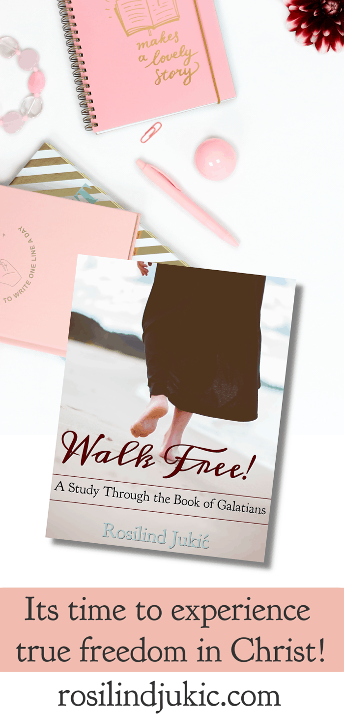 Read the book of Galatians with me chapter by chapter, word by word, and experience the true freedom God has for you! #alittlerandr #Galatians #freedom #Bible via @alittlerandr
