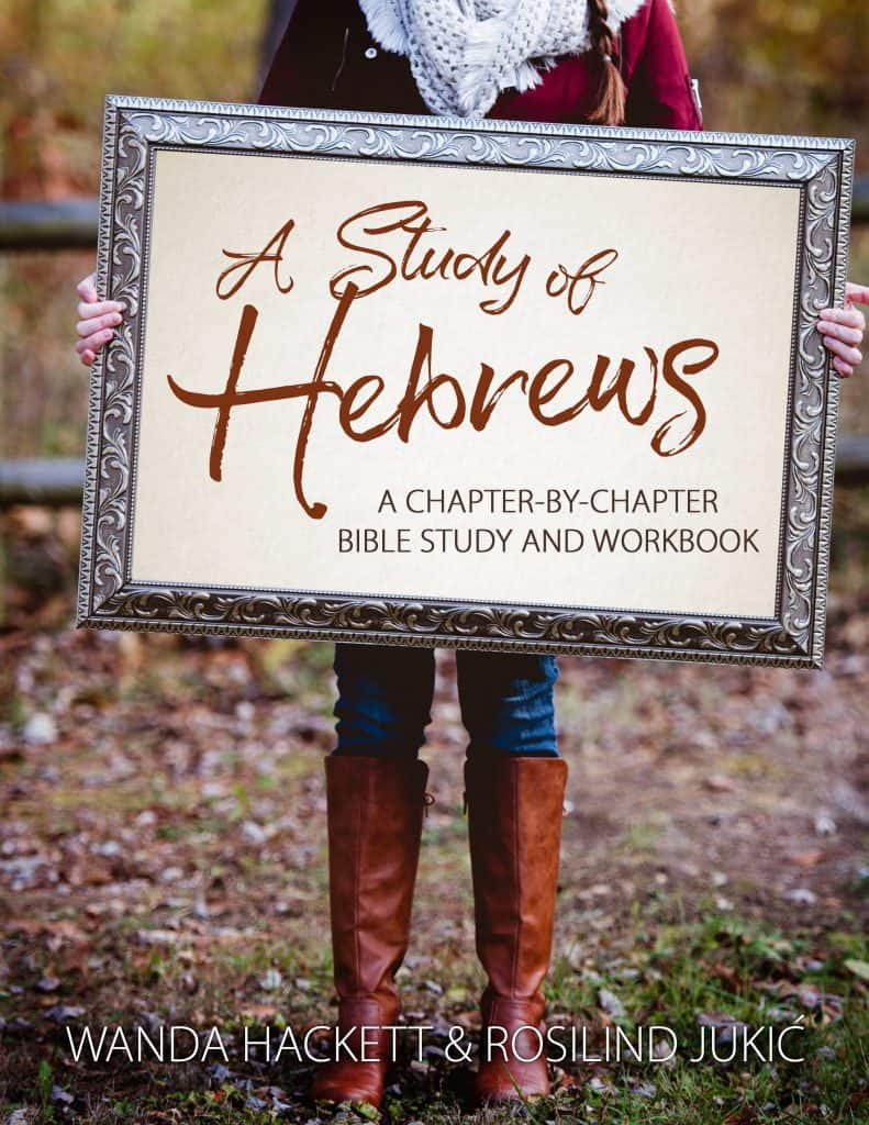 A Study of Hebrews is an online, video-based Bible study that moves through the Book of Hebrews chapter-by-chapter in 13 power-packed lessons for women. #alittlerandr #Hebrews #onlineBiblestudy #Biblestudyforwomen