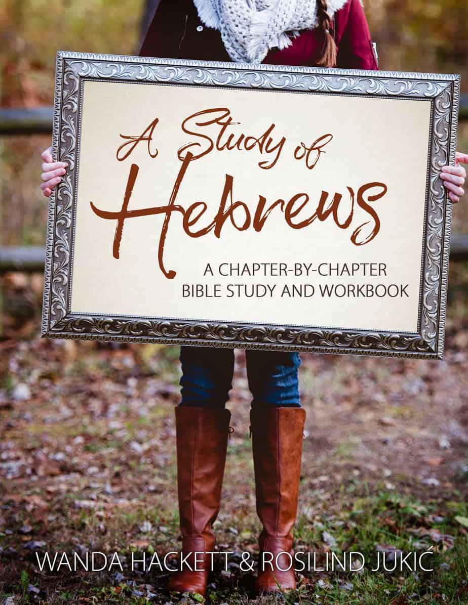 hebrews a 12-week study