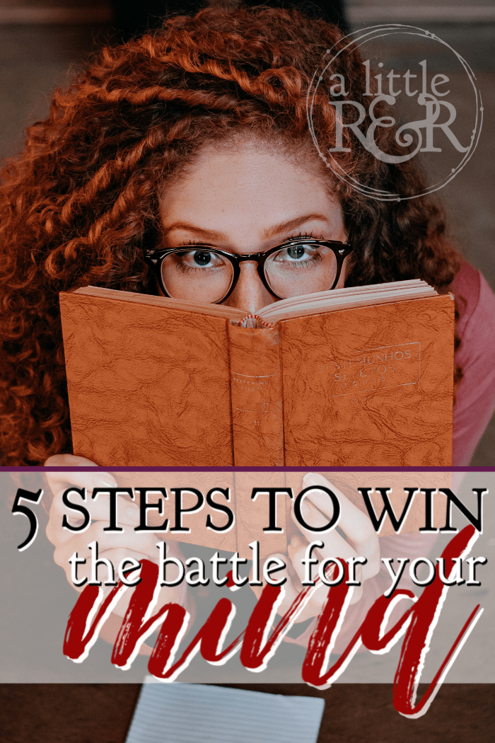 Every spiritual battle begins in the mind. This is why when you begin to engage in spiritual warfare, you must first win the victory for your mind. #alittlerandr #spiritualwarfare #renewingthemind #Bible #meditation #Bibleverses
