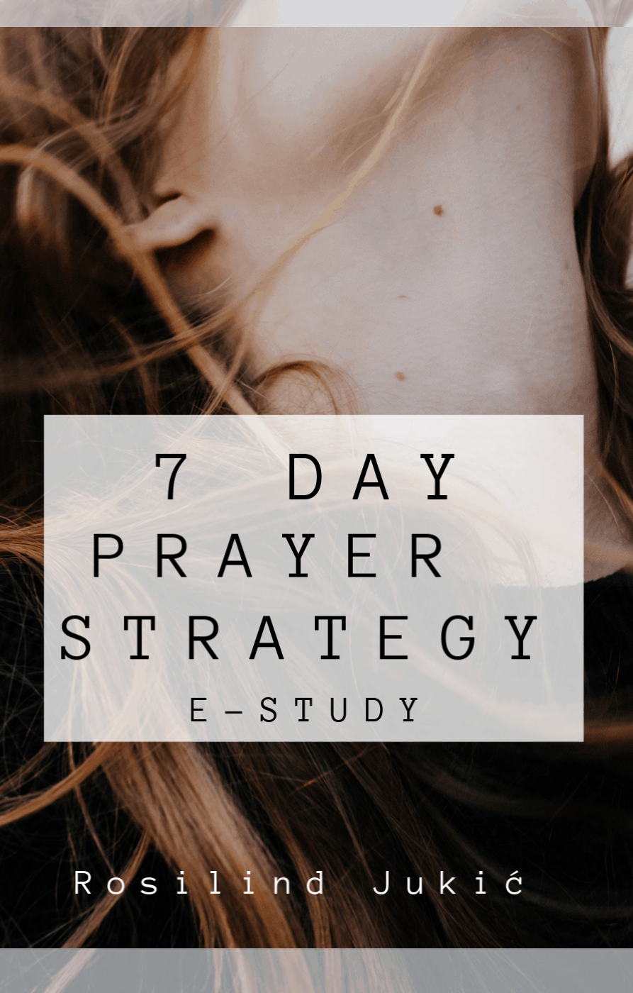 Join me for the 7 Day Payer Strategy e-study and learn to pray effective, fervent prayers that avail much! #alittlerandr #prayer #prayerstrategy #warroom