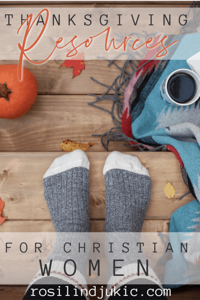 As Christian women, we are commanded to be thankful in all circumstances. Here is a list of fabulous Christian resources for cultivating Thanksgiving. #alittlerandr #thanksgiving #onlinebiblestudy #warroom #prayer #Biblejournaling #prayerjournaling