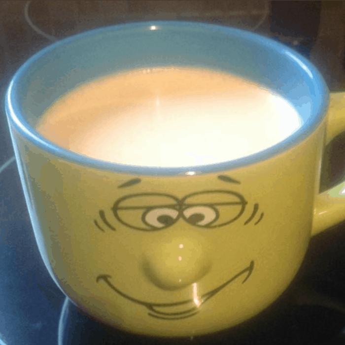 Keto Fat Bomb Tea
