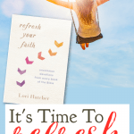 Refresh Your Faith is the devotional you've been looking for to help awaken in you a new passion and fresh passion for finding the hidden gems in God's Word. #alittlerandr #book #faith #devotional