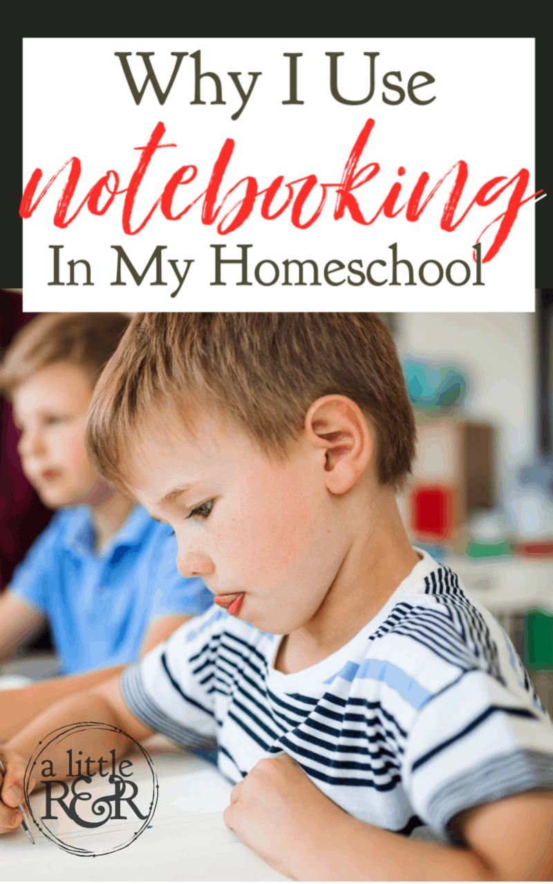 Have you heard of notebooking and are not sure how it works and why it is so important? Here is how I use notebooking in my homeschool and why I love it so much! #alittleradnr #notebooking #notebookingpages #artnotebooking #homeschool #MERLD #specialneedshomeschooling via @alittlerandr