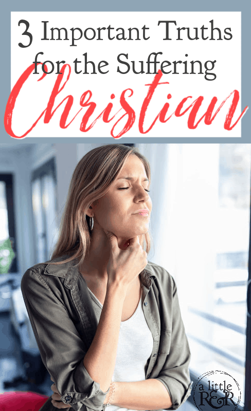 You may have been told that the suffering Christian is a weak Christian, but the Bible actually talks a lot about the joy of suffering. #alittlerandr #onlineBiblestudy #suffering #COVID #Coronavirus #BLM #riots #2Corinthians via @alittlerandr