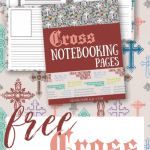 Cross Notebooking Pages