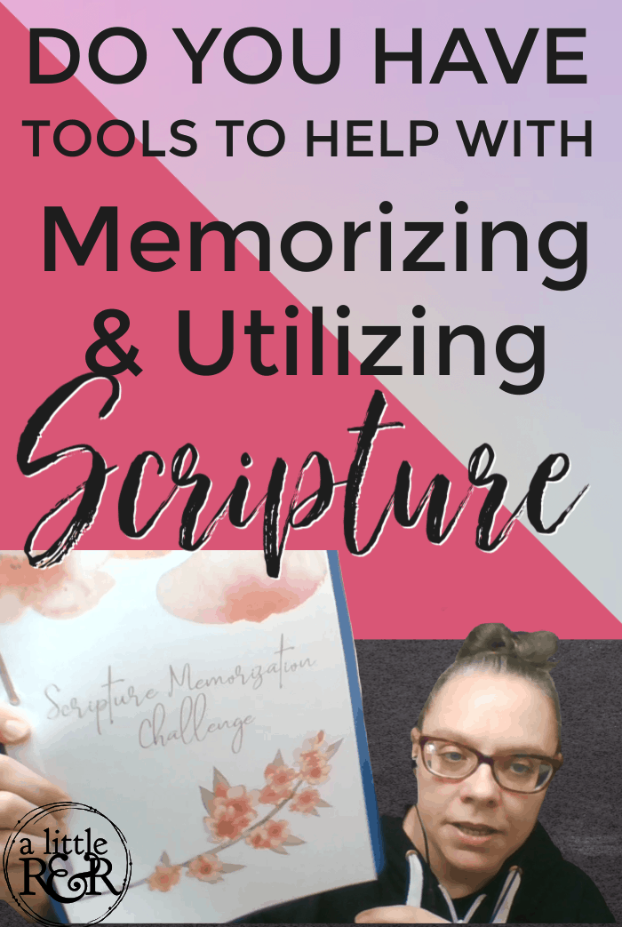 If you need help with memorizing and utilizing Scripture, check out today's podcast where I share with you my best tips! #alittlerandr #memorzing #Bible #jesus #God via @alittlerandr