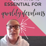 Why Renewing Your Mind Is Essential for Quality Devotions - Episode 25 (1)