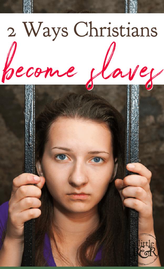 lady behind prison bars